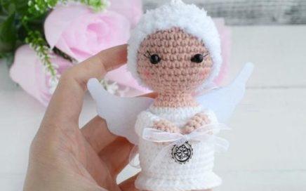 ¿Te gustan los ángeles? 15 Ideas para hacer uno para tu bebé