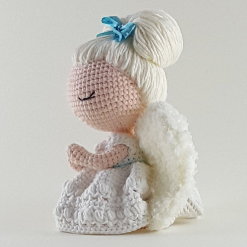 ángel crochet