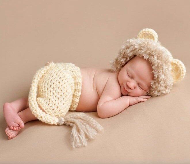 disfraz bebe ganchillo