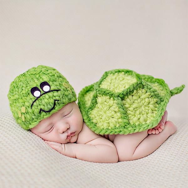 """24 Disfraces de crochet para """"sus primeras fotos"""""""
