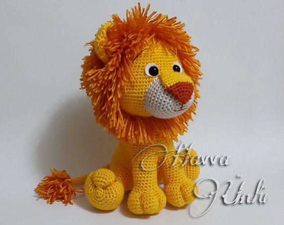 León crochet