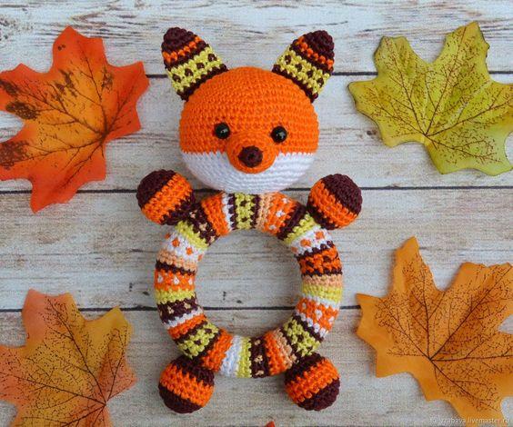 Nuevos modelos de Mordedor Crochet