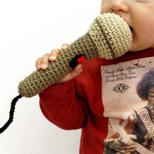 regalo bebe ganchillo